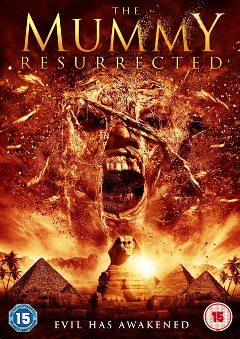 Resurrection Of The Mummy (2014) review – That Was A Bit