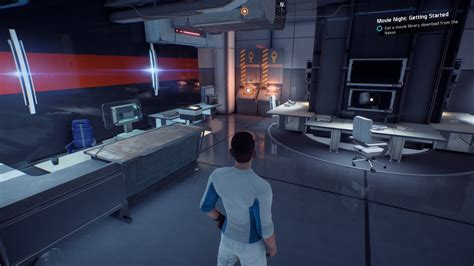 Mission Objectives, Nexus, Mass Effect: Andromeda Points