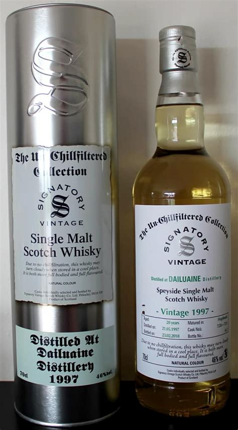 Dailuaine 1997 SV - Ratings and reviews - Whiskybase