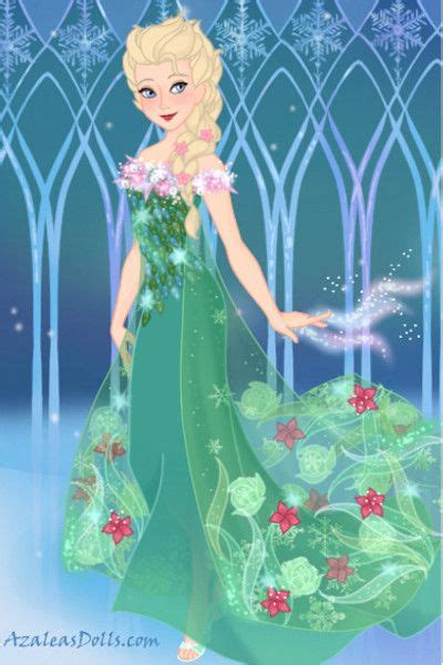 Frozen Fever ~ by Evalynna ~ created using the Azaleas