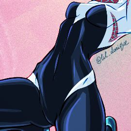 Gwen Stacy by Donique on Newgrounds